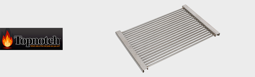 Stainless Steel Diamond Grills